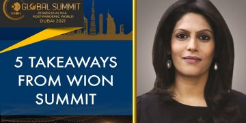 Gravitas | WION Global Summit | Palki Sharma Upadhyay's 5 takeaways