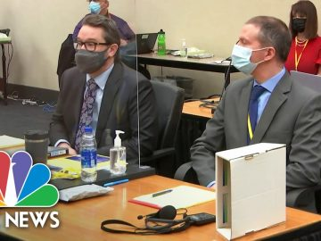 Watch: Day 4 Of Derek Chauvin's Trial | NBC News
