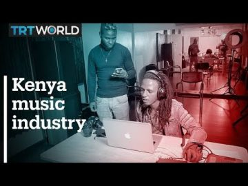 Musicians rely on Africa-based streaming site to show work