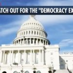 Democrats: Voting Rights In, Anti-Corruption Out