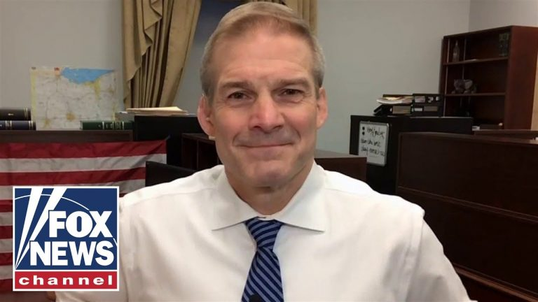 Jim Jordan: Do we actually have a functioning First Amendment?