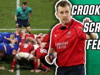 Nigel Owens answers YOUR questions about the laws of the scrum feed | Whistle Watch