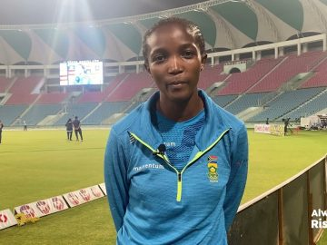 Ayabonga Khaka thrilled with the Momentum Proteas T20 series win over India