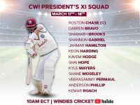 🔴 LIVE | West Indies President's XI vs Sri Lanka | Day 2 2