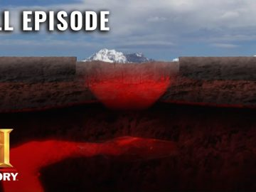 Yellowstone: Big Volcano Ready to Erupt | How the Earth Was Made (S1, E8) | Full Episode | History 2