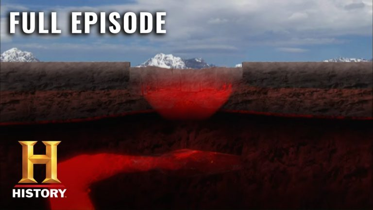 Yellowstone: Big Volcano Ready to Erupt | How the Earth Was Made (S1, E8) | Full Episode | History 1