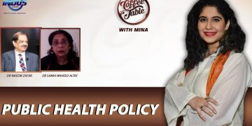Coffee Table | PUBLIC HEALTH POLICY | Episode 178 | Indus News