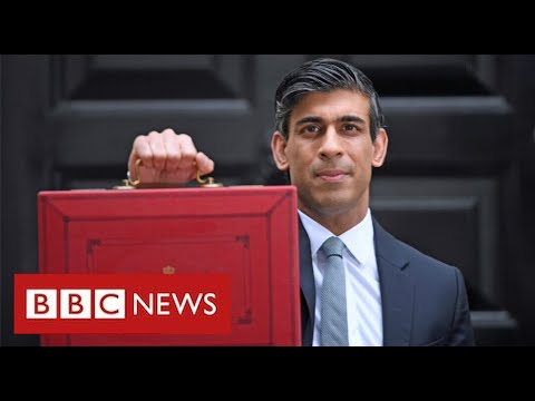 Chancellor unveils biggest Budget tax rises in decades to fund Covid crisis - BBC News