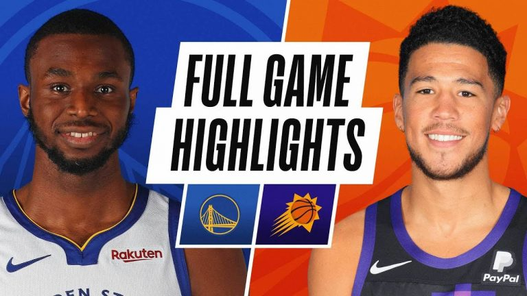 WARRIORS at SUNS   FULL GAME HIGHLIGHTS   March 4, 2021