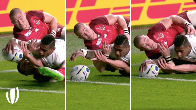 The GREATEST Tries that never were from the Rugby World Cup