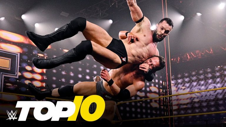 Top 10 NXT Moments: WWE Top 10, March 3, 2021