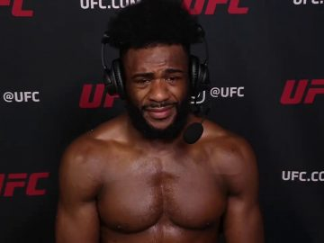 "UFC 259: Aljamain Sterling - ""That's Not The Way I Wanted To Win"" 