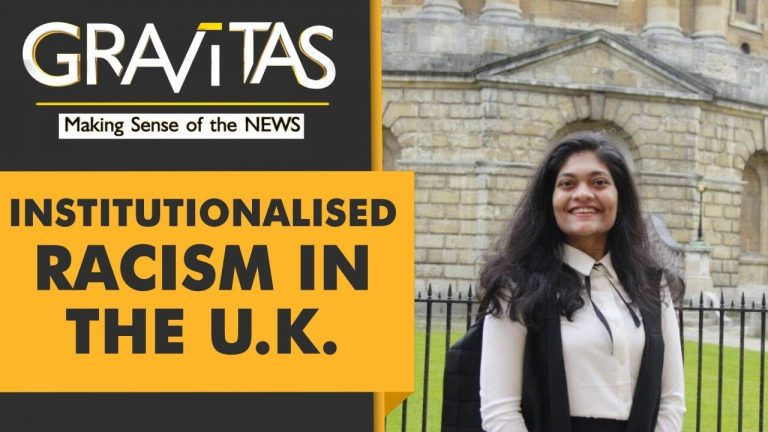 Gravitas: India to raise racism with the UK