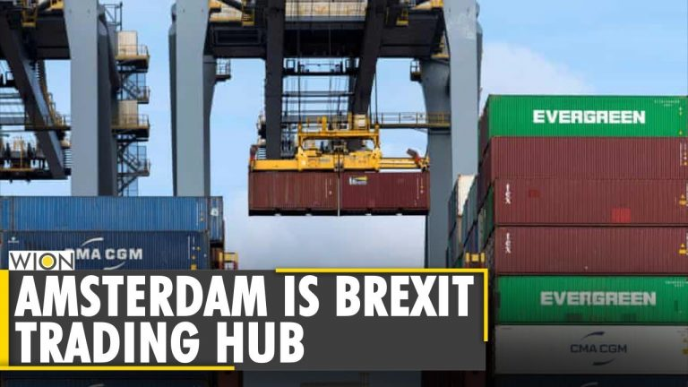 More 'Brexit' companies shift to the Amsterdam | Business and Economy | EU | Top English News