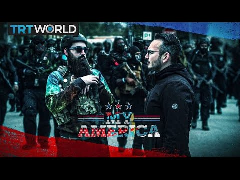 Spending a day with anarchist militia   My America