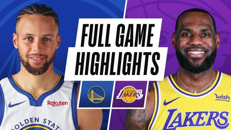 WARRIORS at LAKERS   FULL GAME HIGHLIGHTS   February 28, 2021