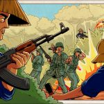 Vietnam War from the North Vietnamese Perspective   Animated History