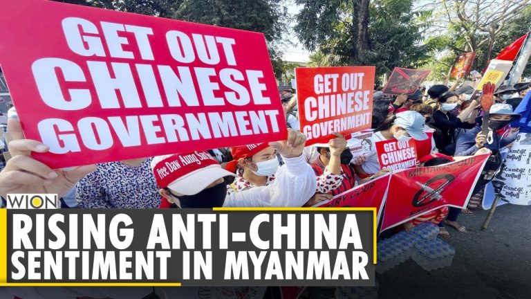 Myanmar Coup: Chinese staff injured in Myanmar factory attack   Latest English News   WION News