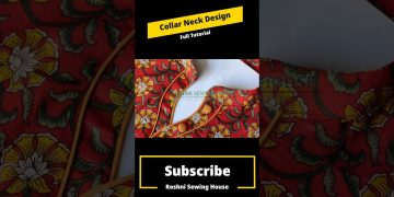 Latest Neck Design for Suit /Kurti Cutting and Stitching #shorts 20