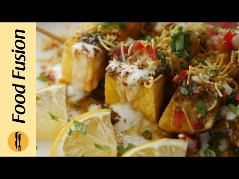 Fried Aloo Chaat Recipe by Food Fusion