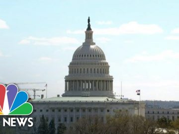 Capitol Police Officer Killed, Suspect Dead After Incident At Capitol | NBC News