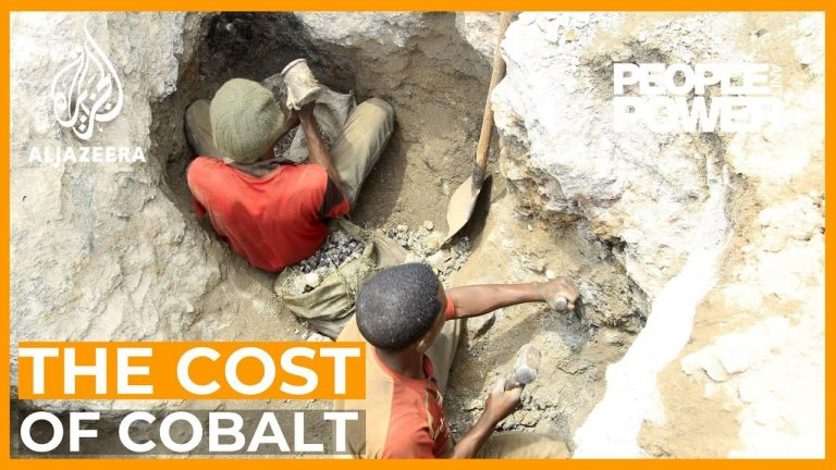 The Cost of Cobalt   People and Power
