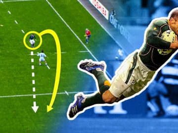 UNBELIEVABLE Try Scoring Ability! | The World Cup's GREATEST Finishers