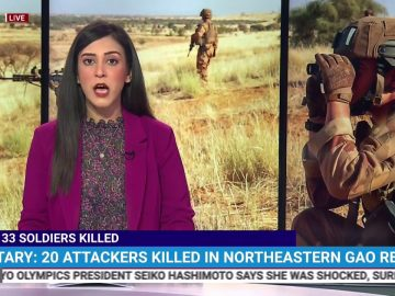 Daily Top News | MALI: 33 SOLDIERS KILLED | Indus News