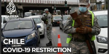 Chile restrictions tighten: Tough lockdown measures begin on Thursday