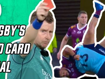 Red Card Replacement Rule: Is This The FUTURE of Rugby? | Whistle Watch with Nigel Owens