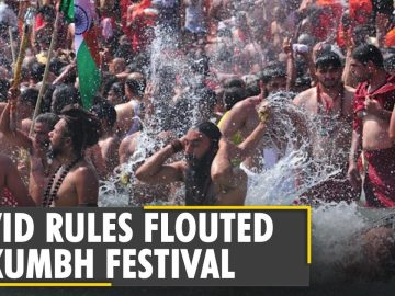 India: Covid rules flouted during polls campaigning and Kumbh Festival | Social distancing | WION
