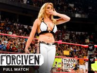 FULL MATCH - Lita vs. Trish Stratus – WWE Women's Title Match: WWE Unforgiven 2006
