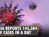 India:145,384 new cases & 794 deaths In last 24 hours | Coronavirus Update | Latest English News