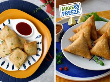Make and Freeze Chicken Mini Box Patties & Cheese Paneer Samosa By Food Fusion (Ramzan Special)
