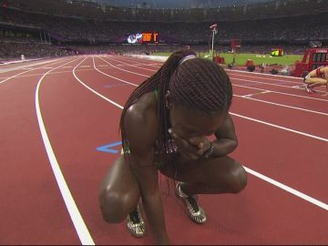 Women's 400m Hurdles Heats - Full Replays - London 2012 Olympics