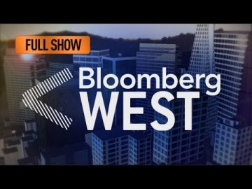 Pentagon Courts Tech: Bloomberg West (Full Show 8/28)
