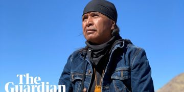 The Apache war against copper mining: 'this is an act of desecration' — video