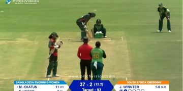 Bangladesh Emerging Women Vs South Africa Emerging Women 3rd ODI