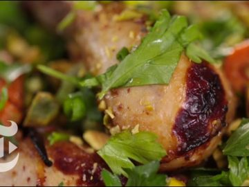 Sweet and Spicy Roast Chicken   Melissa Clark Recipes   The New York Times