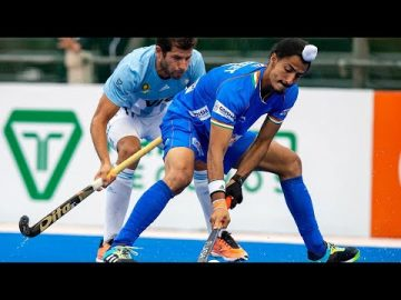 Argentina v India | Match 81 | Men's FIH Hockey Pro League Highlights