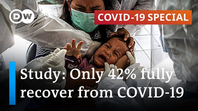 Long Covid: How are children affected? | COVID-19 Special