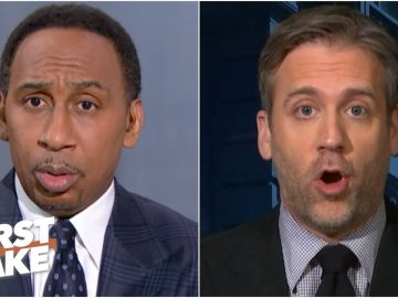 Stephen A. and Max react to the Matthew Stafford-Jared Goff trade | First Take
