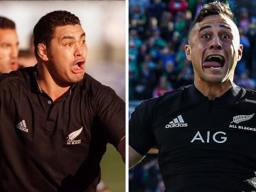 The Evolution of the All Blacks' Haka!