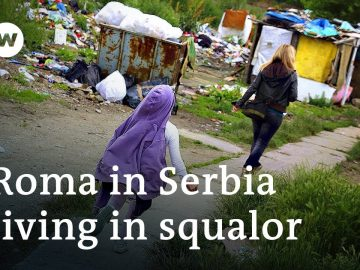 Roma in Serbia struggle in squalid living conditions   DW News