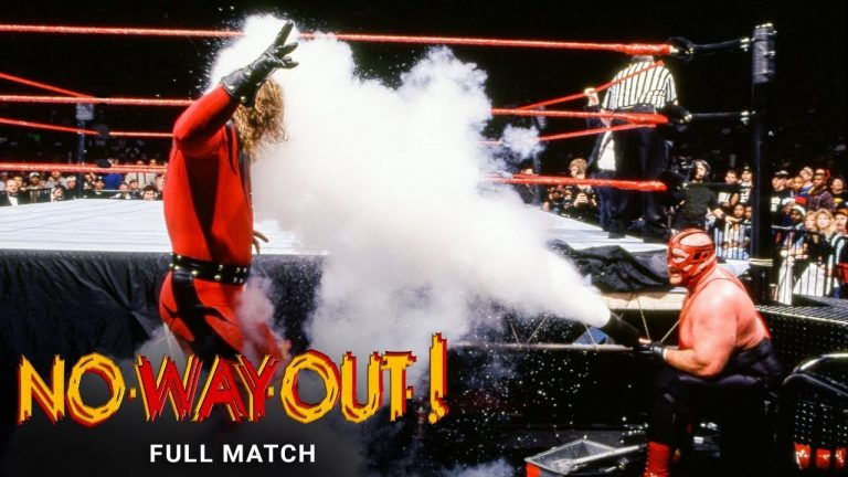 FULL MATCH - Kane vs. Vader: WWE No Way Out of Texas: In Your House