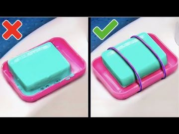 40 UNEXPECTED LIFE HACKS TO IMPROVE YOUR DAY
