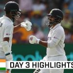 India lower order frustrates Aussies with Test evenly poised | Vodafone Test Series 2020-21