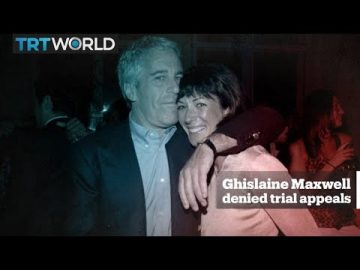 Judge dismisses Ghislaine Maxwell's appeal to delay trial