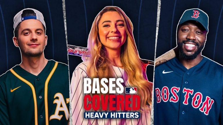 Kate Ovens Takes On The Cage | Bases Covered Heavy Hitters Ep 1
