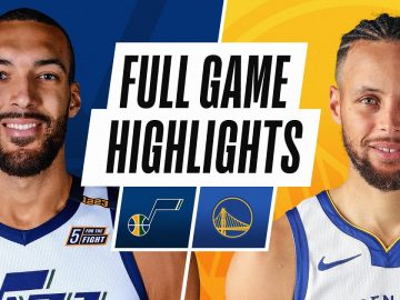 JAZZ at WARRIORS | FULL GAME HIGHLIGHTS | March 14, 2021